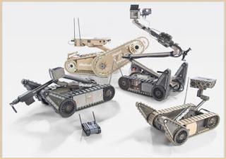iRobot 710 Warrior is Now on Sale
