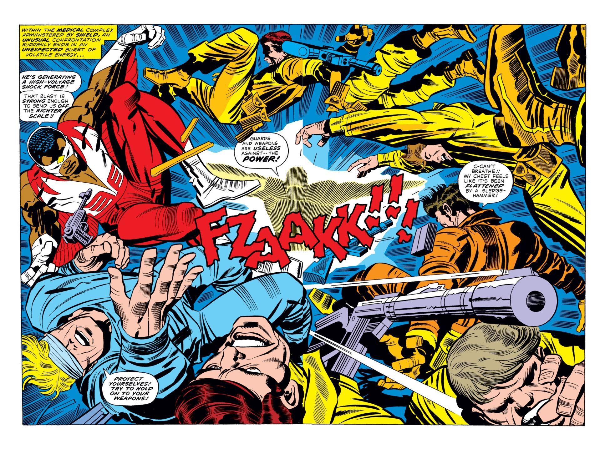 Captain America (1968) Issue #214 #128 - English 3