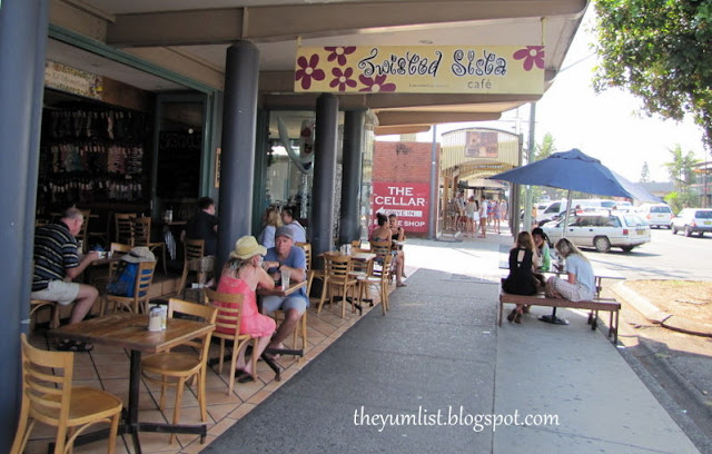 Where to eat in Byron Bay, best cafe, best desserts