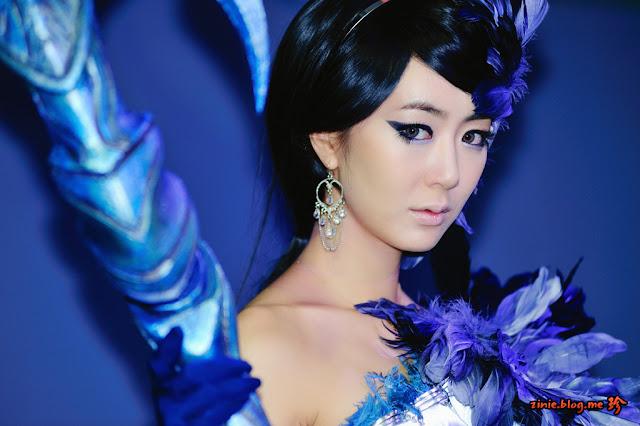 1 Jung Joo Mi at G-STAR 2012-Very cute asian girl - girlcute4u.blogspot.com