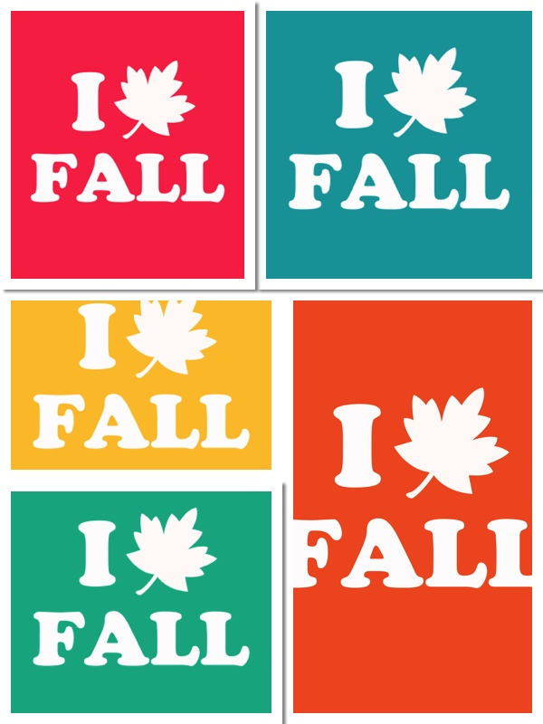 Loving this printable! Comes in lots of colors. Click here to download for free! www.entirelyeventfulday.com #printable #fall #autumn
