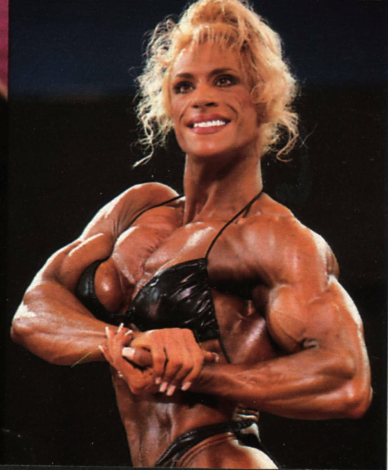 The Best Female Bodybuilders in The World - The Best