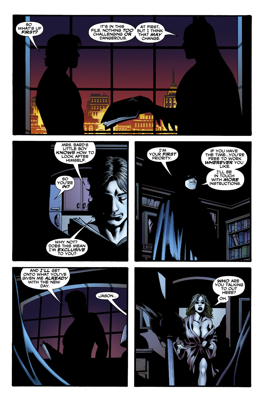 Detective Comics (1937) 818 Page 20
