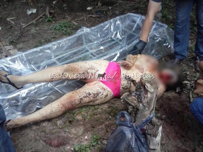 Fotos desnudas del cuerpo muerto