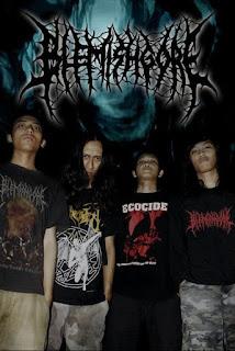 Blemishgore band brutal death metal malang