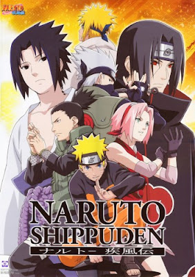 Download Naruto Shippuden Episode 1-150 Sub indo