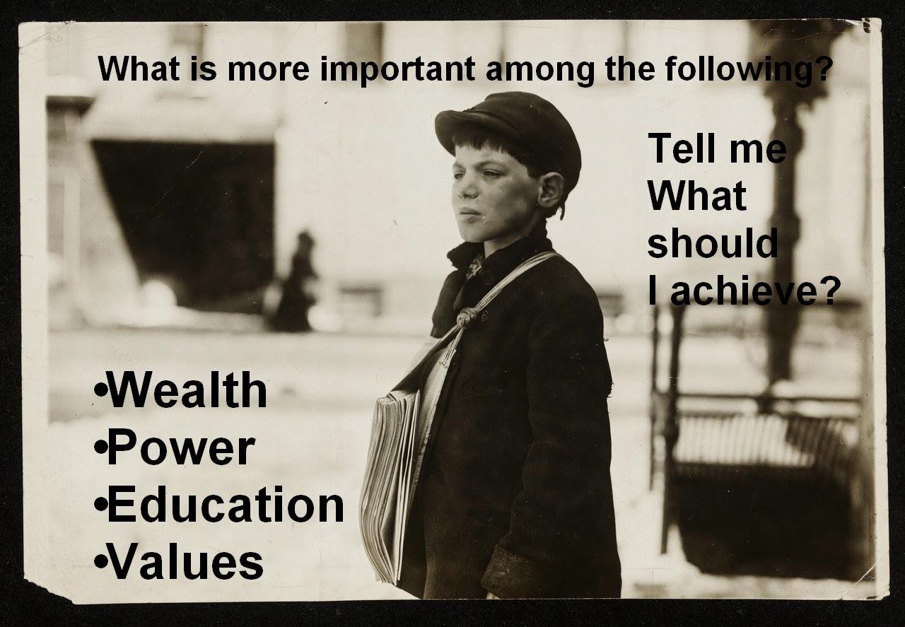 Essay on education is more important than wealth
