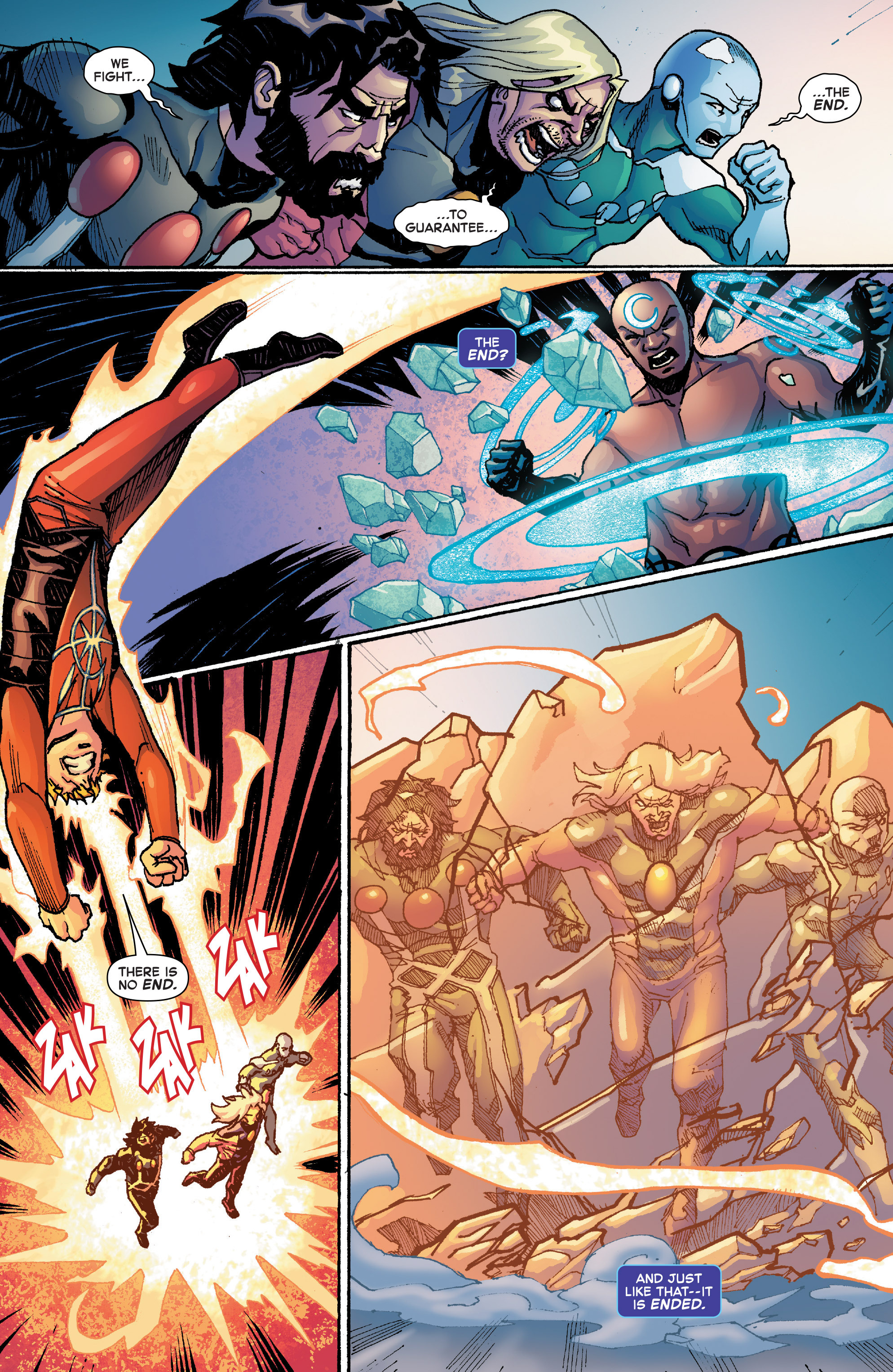 Read online Starbrand & Nightmask comic -  Issue #2 - 12
