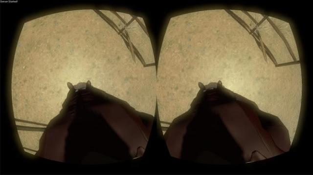 Grave Oculus Rift