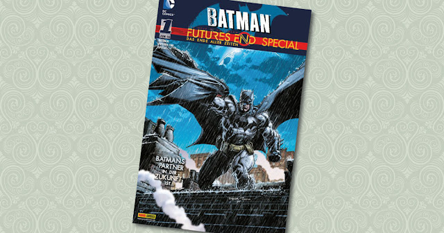 Batman Futures End Special 1 Panini Cover