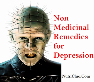 Non Medicinal Remedies for Depression