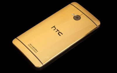 HTC One - Pure Gold Edition