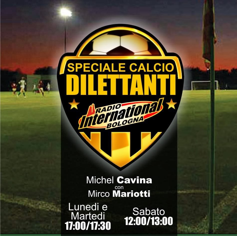 SPECIALE CALCIO DILETTANTI - PODCAST