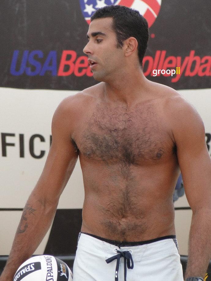 Pedro salgado shirtless at hermosa beach open in 2011 - Pedro martinez garcia ...