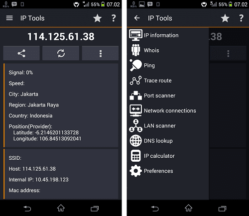Download IP Tools Premium Apk Full Version