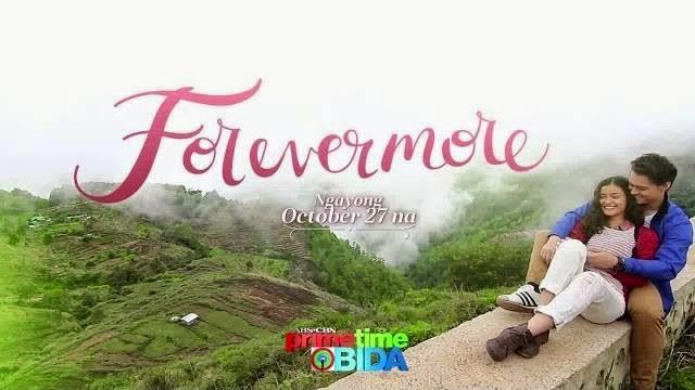 Liza Soberano and Enrique Gil in Forevermore