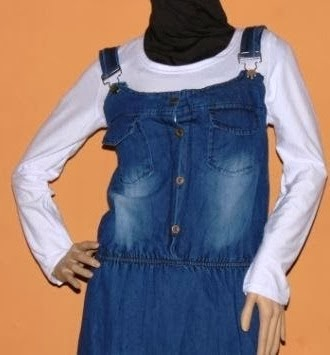 Overall Jeans Murah