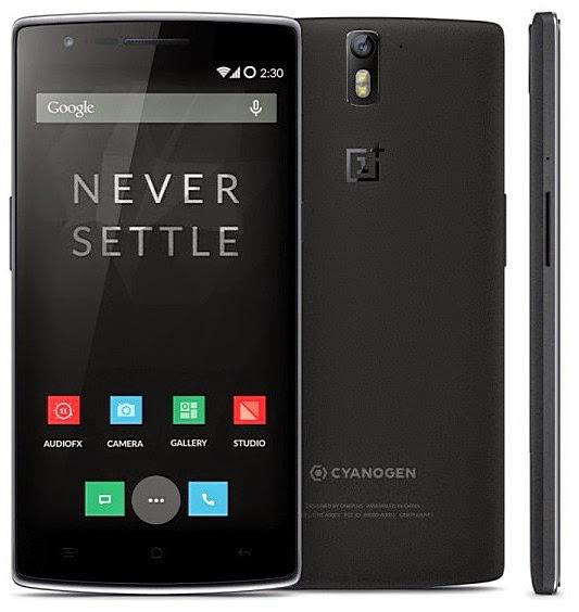OnePlus Smartphone, OnePlus One