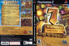 Download - 7 Wonders of the Ancient World - PS2 - ISO