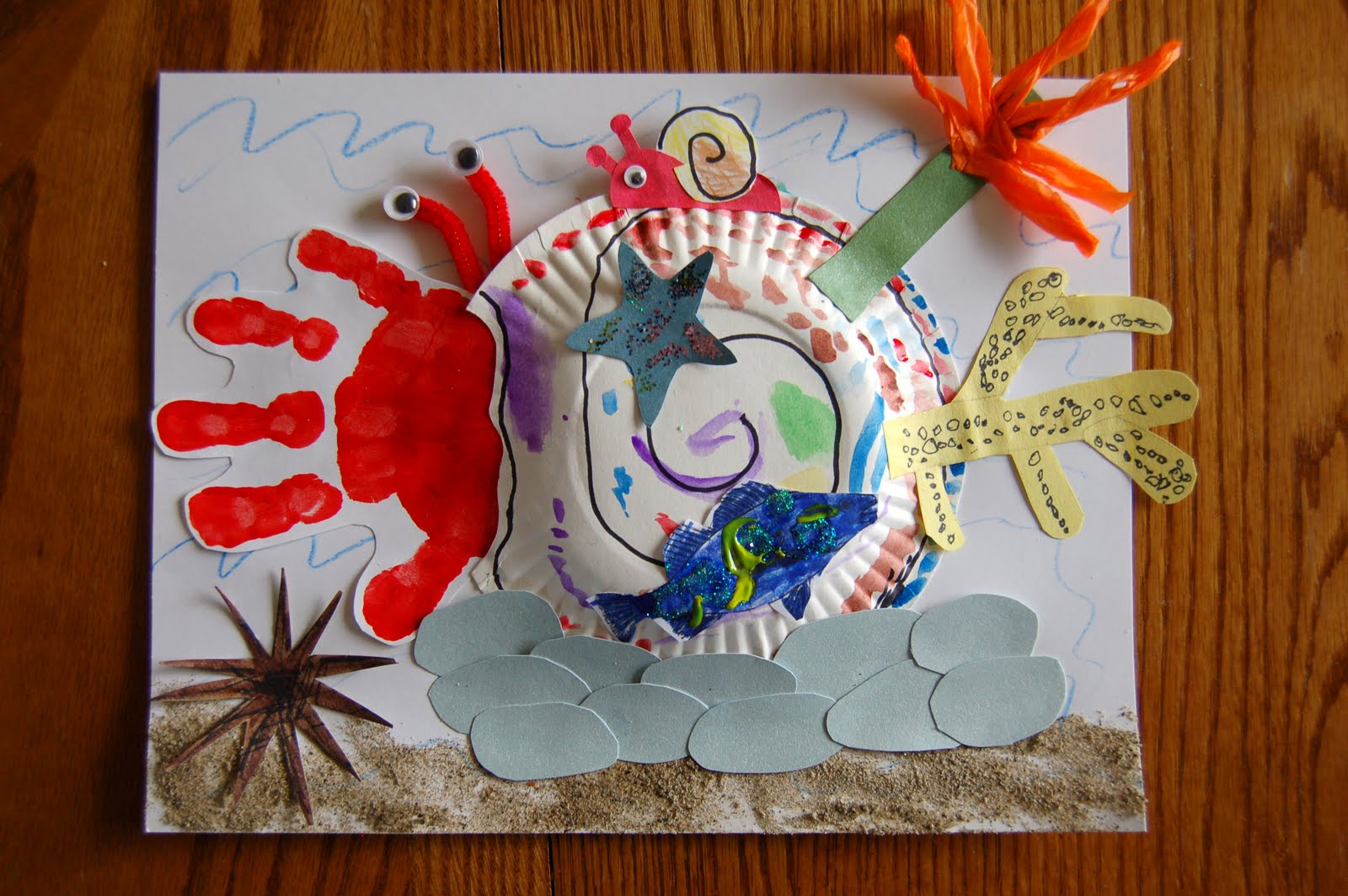 Eric Carle Would Be So Proud I Heart Crafty Things