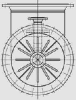 Scheme of Molasses/Massecuite Mixer