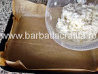 Prajitura cu cocos, nuca si crema preparare reteta blat cu cocos