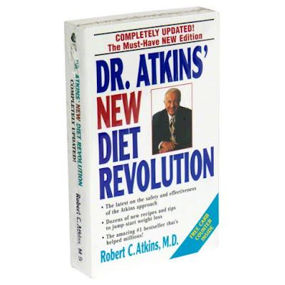 dr atkins diät revolution