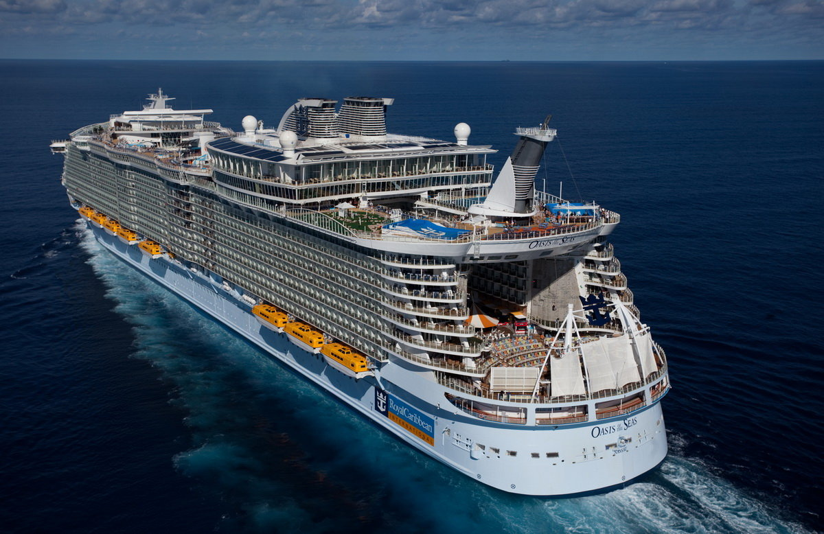 The World Largest Cruise Ship - My Pakistan Oasis Of The Seas