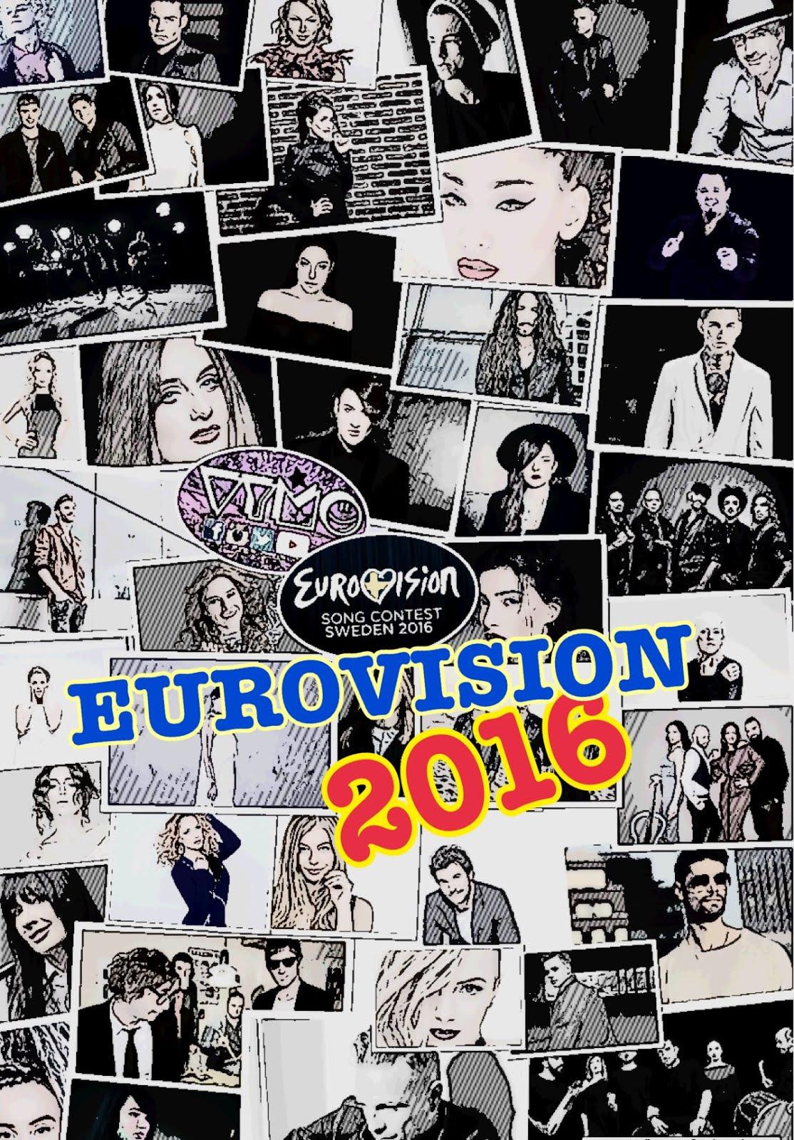 Conoce Toda La Info de Eurovision 2016