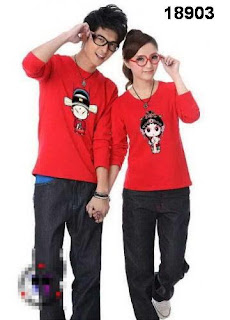 Baju Couple Imlek