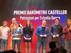 Premi Baròmetre 2017 #NitDeCastells18