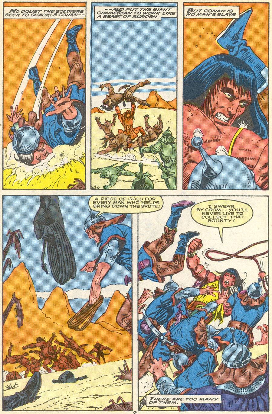 Conan the Barbarian (1970) Issue #215 #227 - English 3