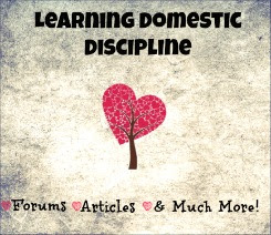 A Learning Domestic Discipline Member