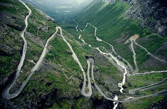 Trollstigen-Norway