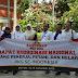Bersama Ibu Ledia Hanifa Amalia Ketua Bidang Pekerja Petani Nelayan DPP PKS