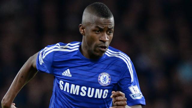 Ramires to swap Chelsea for China's Jiangsu Suning