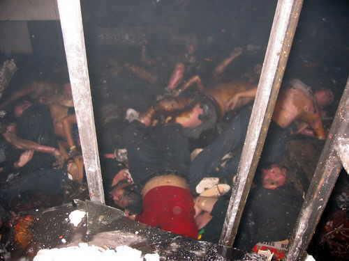 Fotos e Vídeo - Santa Maria-RS: Acidente Mata Mais 200 pessoas na