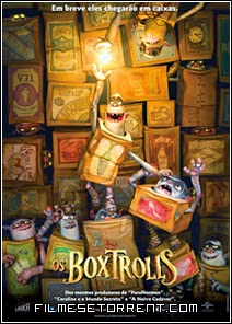 Os Boxtrolls Torrent Dual Audio