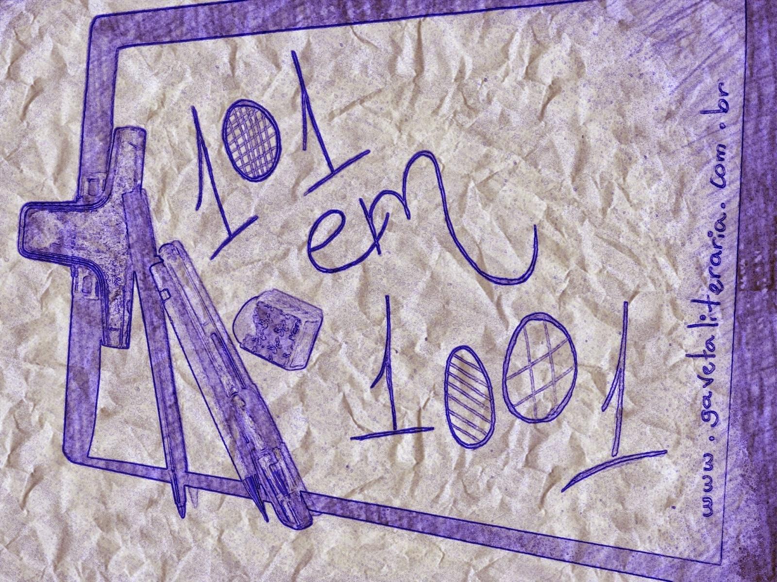 101 coisas em 1001 dias!!