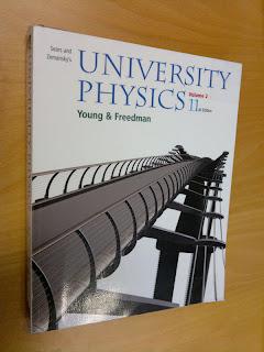 University Physics av Young & Freedman säljes