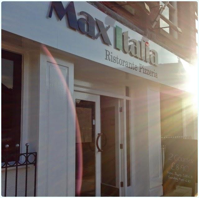 Max Italia, Horwich
