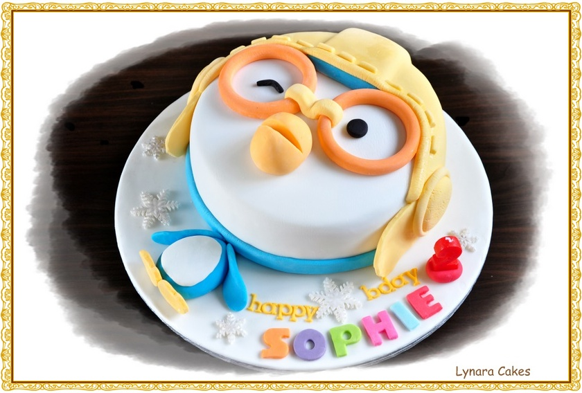Birthday Cake Pororo