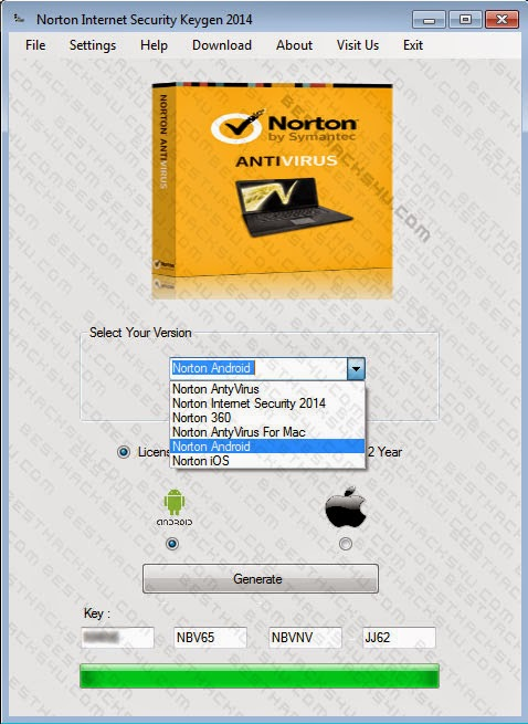 Norton 360 Crack With License Key Free Download 2019
