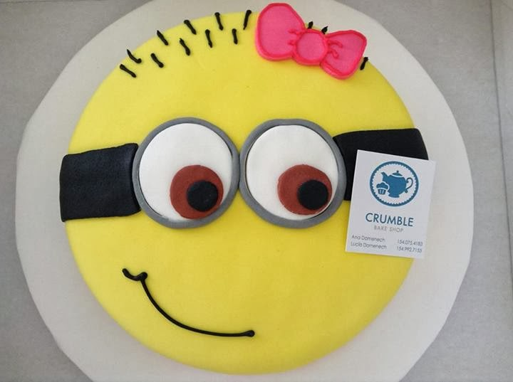 minions cakes for girls