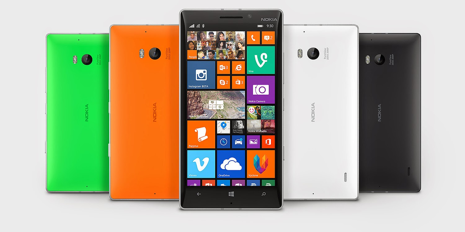 Nokia Lumia 930 - Windows Phone 8.1