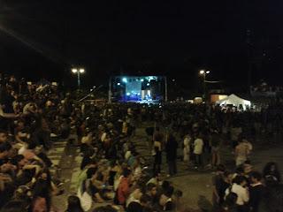 Festival Nos Toca Zaragoza Doble V Parque Delicias Violadores del Verso