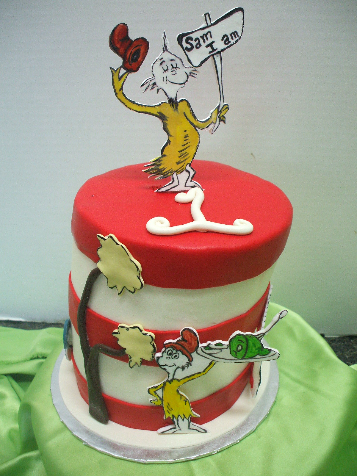 That S A Cake