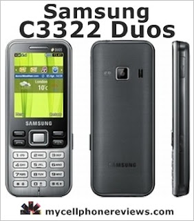 Samsung C33222,Ponsel Dual Sim Murah