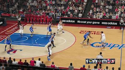 NBA 2K15-RELOADED TERBARU 2015 screenshot 3