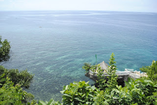 Buho Rock, Camotes, Cebu